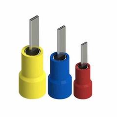 TERMINAL PREAISLADO PIN TUBULAR 2.5MM CTN 2.5