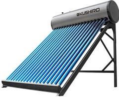 TERMOTANQUE SOLAR 200Lts ACERO INOX C/CTROL TEMP