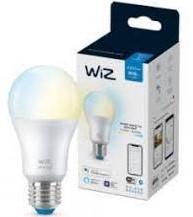 LAMPARA LED E27 9W A60 WIFI WW-W   WIZ