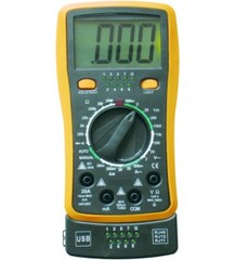 TESTER JA-4300 PROB.CAB USB S/PILAS