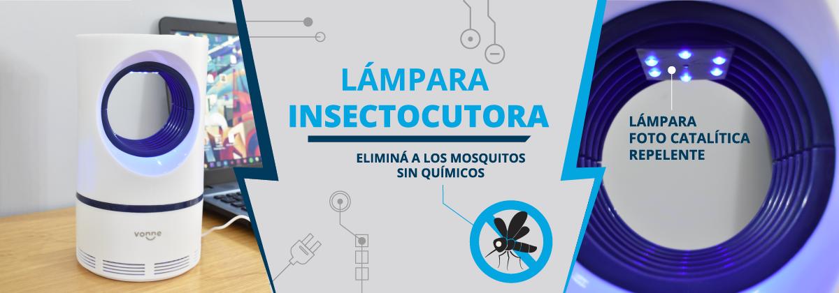 L%c3%a1mpara insectocutora
